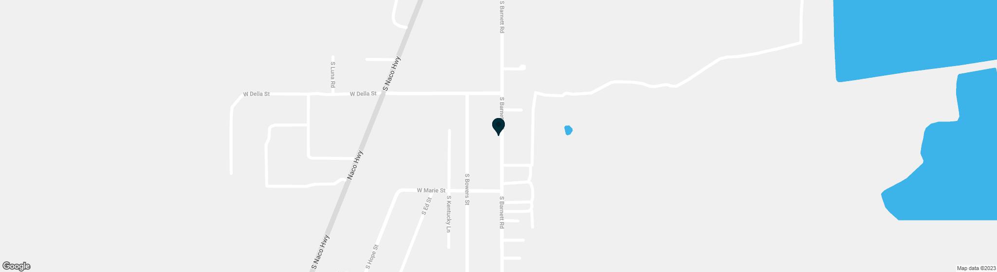 2068 S Barnett Road Bisbee AZ 85603