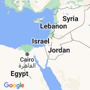 Le thème Le conflit palestinien sur notre carte histoire-géo
