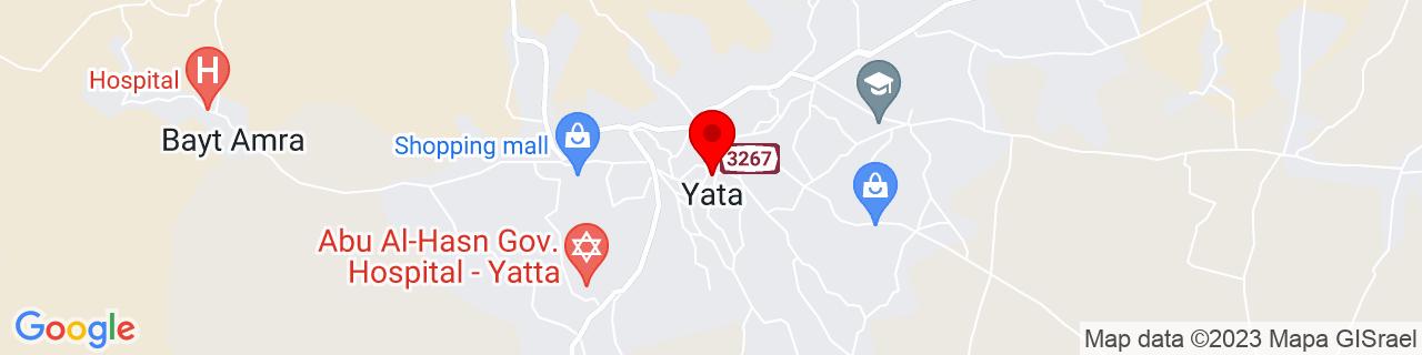 Google Map of 31.445255, 35.0900532