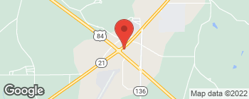 Map of 4441 S Alabama Ave in Monroeville