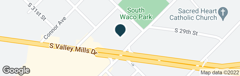 Google Map of1520 S VALLEY MILLS DR