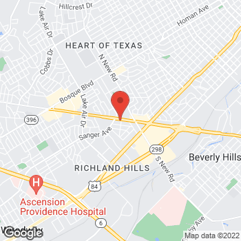 Map of Check `n Go Valley Mills Dr. at 700 N Valley Mills Dr., Waco, TX 76710