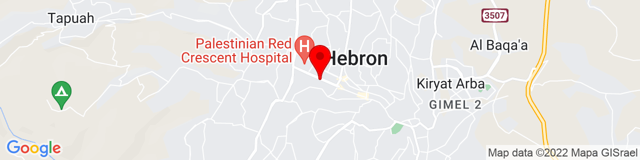 Google Map of 31.52935, 35.0938