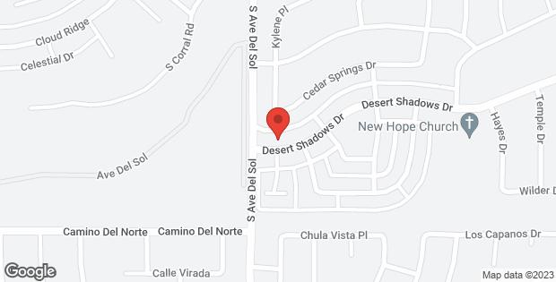 5227 DESERT SHADOWS Drive Sierra Vista AZ 85635