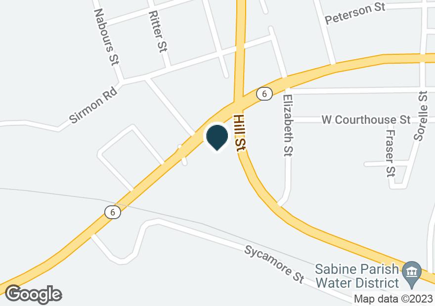 Google Map of280 SAN ANTONIO AVE