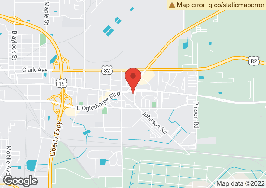 Google Map of 2414 SYLVESTER RD