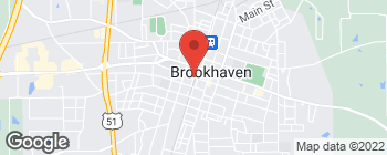 Map of 138 W Cherokee St in Brookhaven