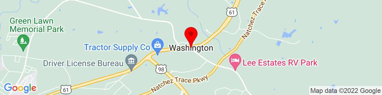 Google Map of 31.5787773, -91.29927839999999