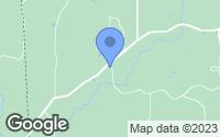 Map of Millry, AL