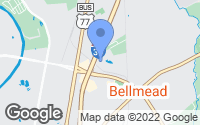 Map of Bellmead, TX