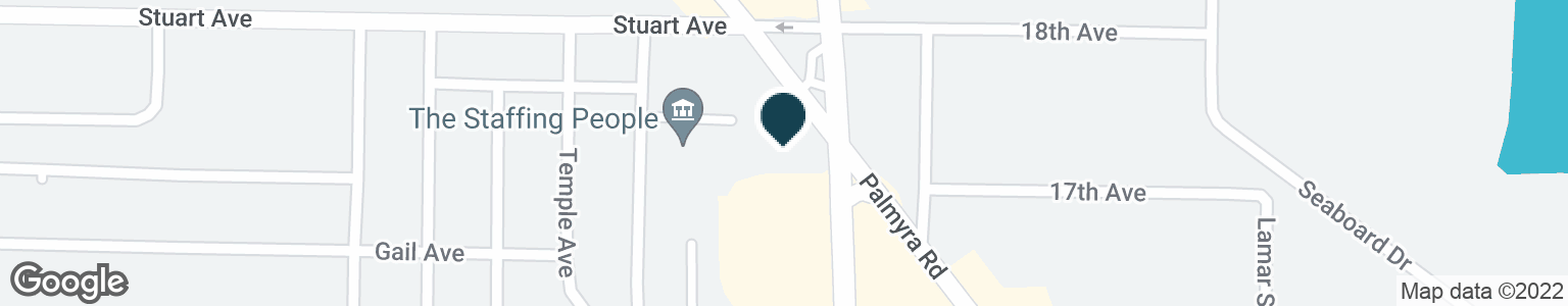 Google Map of2425 NORTH SLAPPEY BOULEVARD