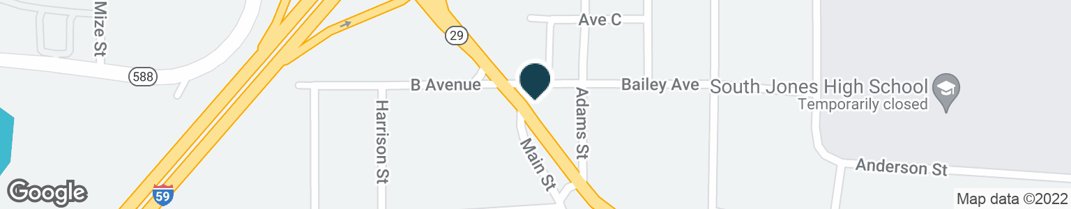 Google Map of915 HILL ST