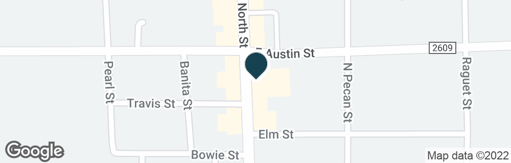 Google Map of3004 NORTH ST