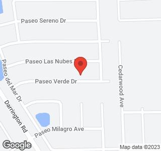 13781 Paseo Verde Drive