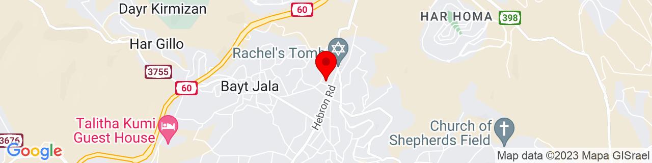 Google Map of 31.716666666666665, 35.2