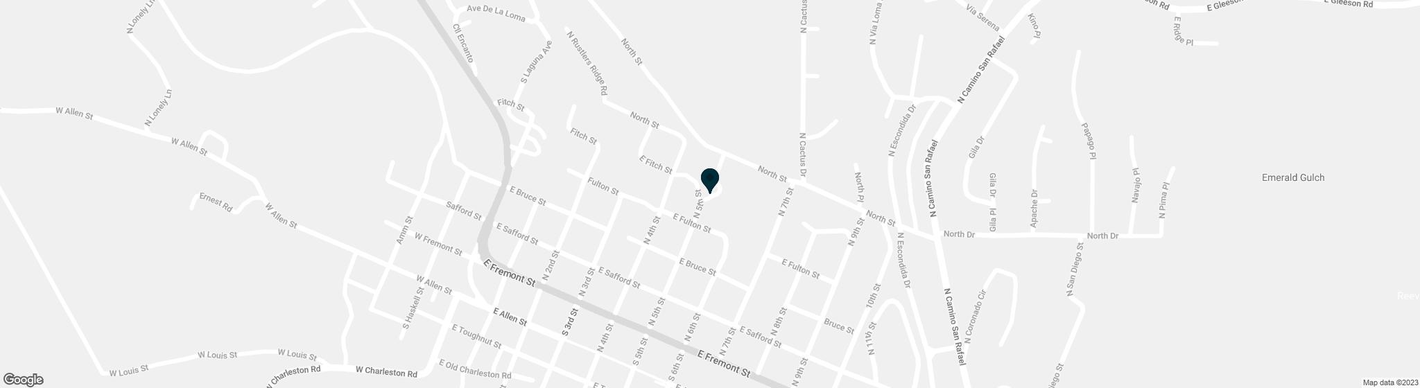 Lot 40 N Papago Place #40 Tombstone AZ 85638