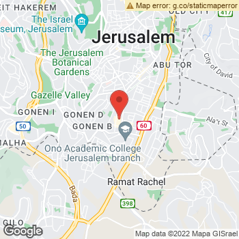 Map of American Eagle Outfitters at Pier Kenig 26, Talpiyot, Jerusalem District 9346934
