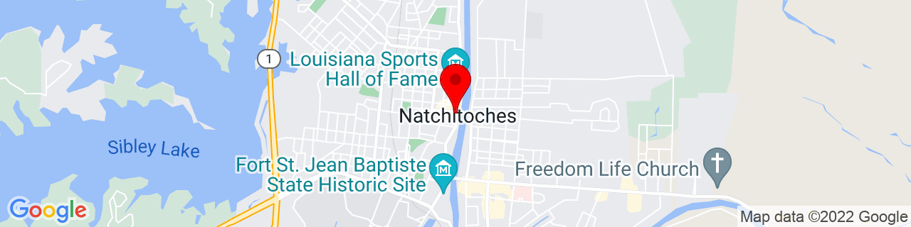 Google Map of 31.7607195, -93.08627489999999