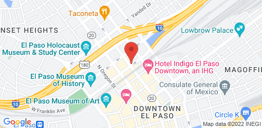 Directions to The Pizza Joint