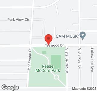 1925 Trawood Drive