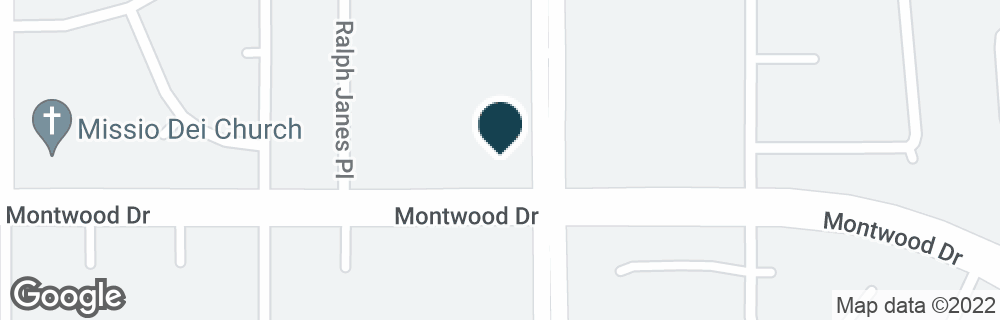 Google Map of11685 MONTWOOD DR