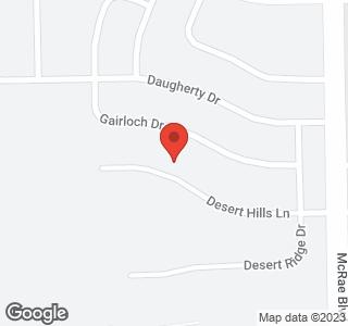 9521 Desert Hills Lane