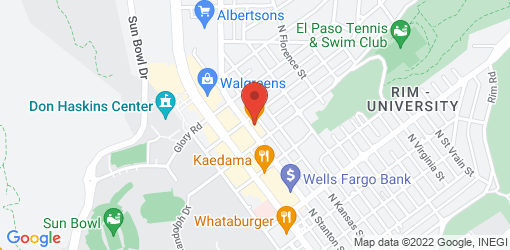 Directions to Crave Kitchen & Bar