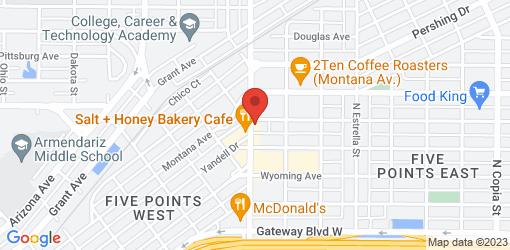 Directions to Joe Vinny & Bronsons Bohemian Cafe