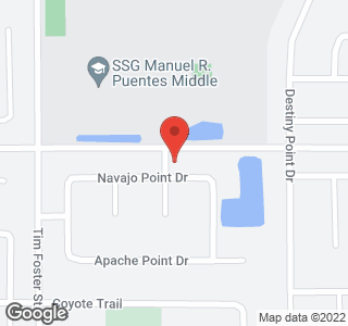 14401 Navajo Point Dr