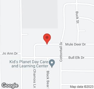 3621 Mule Deer Drive