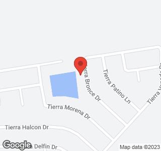 4121 Tierra Bronce Drive