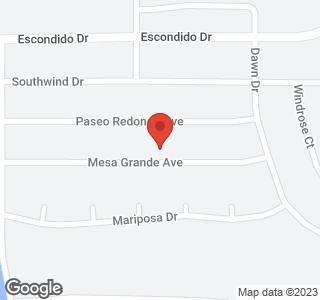 6633 Mesa Grande Avenue