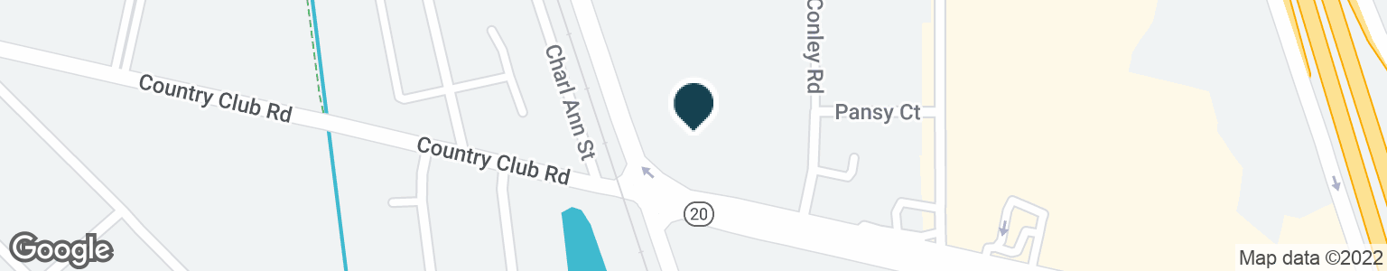 Google Map of8050 N MESA ST