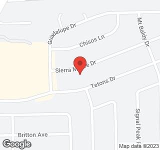 4740 Sierra Madre Drive