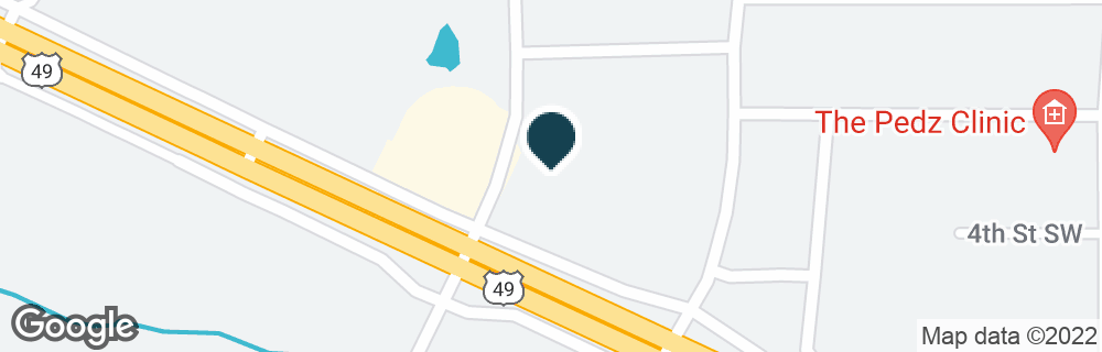 Google Map of1628 SIMPSON HIGHWAY 49