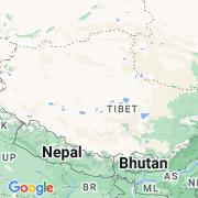 Le thème Tibet sur notre carte histoire-géo