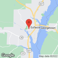 Eufaula Recreation Department on the map