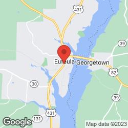 Eufaula Auto Center on the map