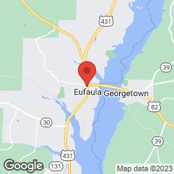 Murph, James B - Re/Max of Lake Eufaula on the map