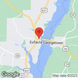 The Eufaula Tribune on the map