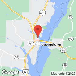 Eufaula Community Center on the map