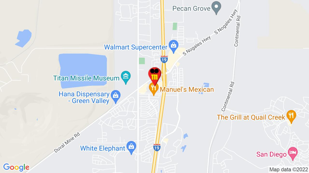 Google Map of Green Valley Pest Control