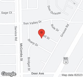10229 Fertell Street