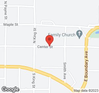 1607 Center Street
