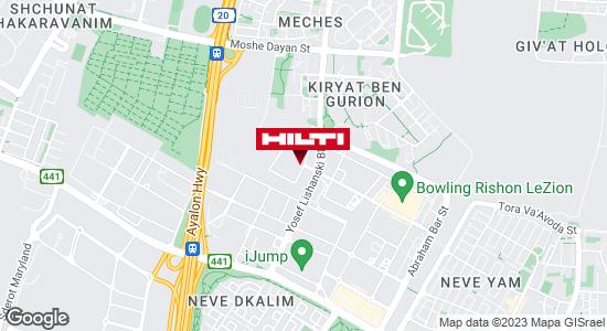 Hilti Store-Haifa