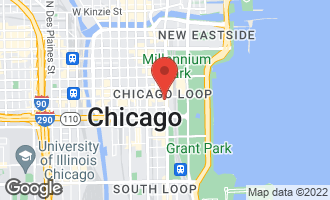 Map of 310 South Michigan Avenue #2209 CHICAGO, IL 60604