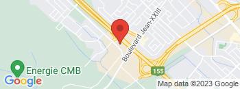 Google Map of 3100+Boulevard+Saint-Jean%2CTrois-Rivieres%2CQuebec+G9B+2M9