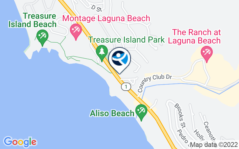 Laguna Beach Sober Living Location and Directions