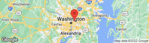 Map of 3107 24TH STREET NE WASHINGTON, DC 20018