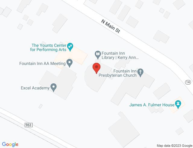 311 North Main Street, Fountain Inn, SC 29644